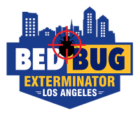 Bed Bug Exterminator Los Angles Logo